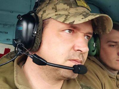 Військовий льотчик, миротворець, письменник