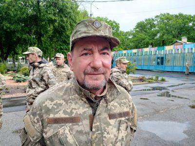 Тероборонівець Віктор Сущій: ворога слід нищити ще на підході до наших домівок