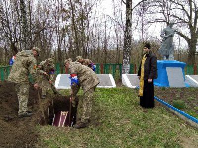 Пошукова робота на Житомирщині: розшифрований медальйон, солдат Вермахту та перепоховання загиблих