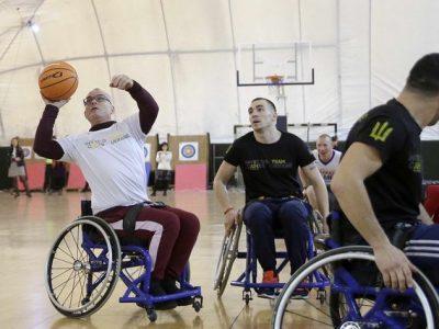 У Києві пройдуть національні змагання «Ігри Воїнів»