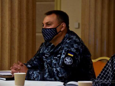 В Одесі відбулась заключна конференція з планування українсько-американського навчання «Сі Бриз — 2021»