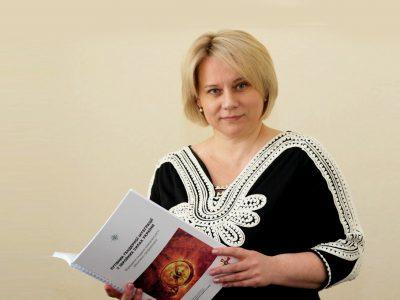 Вікторія Арнаутова: «Я сподіваюсь, що на генеральських посадах у нашому війську будуть і жінки»