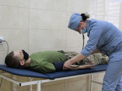 Рівненський військовий госпіталь оновив «обличчя»