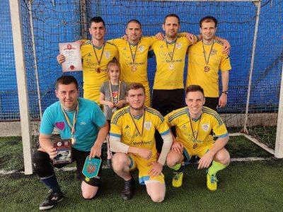 В Одесі відбувся футбольний турнір пам'яті загиблих морпіхів Ярослава Журавля та Дмитра Красногрудя