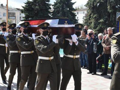 На Житомирщині попрощалися із захисником України Сергієм Коробцовим
