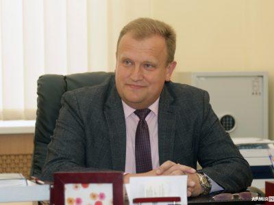 «Основне завдання Директорату – надати нового імпульсу оборонній реформі»: Юрій Пунда