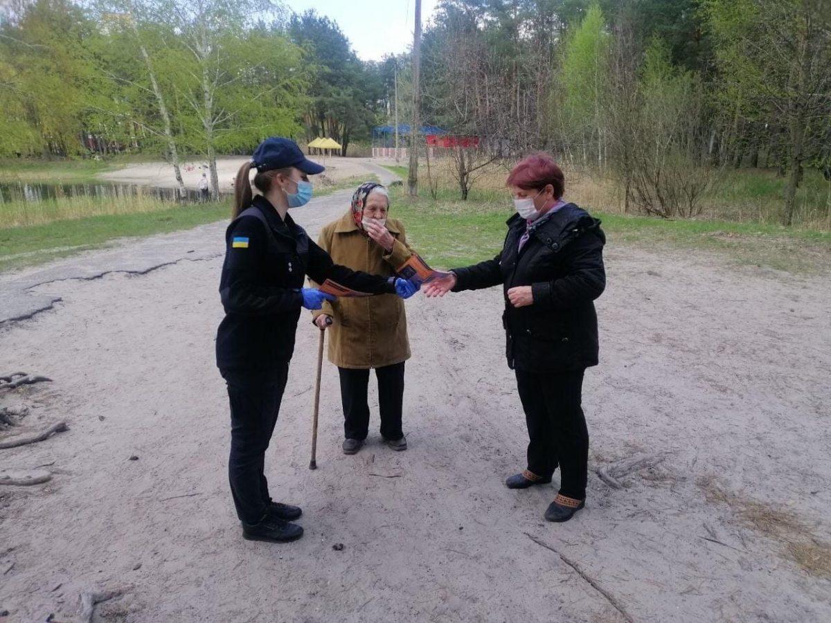 На Донеччині рятувальники проводять роз'яснювальну роботу щодо недопущення пожеж в екосистемах