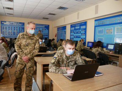 Військові фінансисти покращили свою кваліфікацію у ВІКНУ