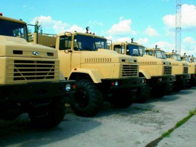 «АвтоКрАЗ» постачатиме вантажівки для армії США