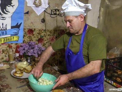Як приготувати рибу на… салі: ексклюзивний рецепт військового кухаря