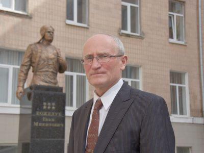 Дмитро Гриб: військовий, науковець, винахідник…