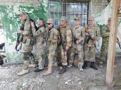 Територіальна оборона Дніпропетровщини вдосконалює навички