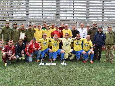 У Хмельницькому визначили переможця «Кубка захисників України»