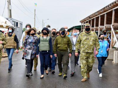 Прем'єр-міністр Республіки Естонія: «Безпека України — це безпека Європи»