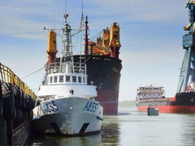 Завод «Океан» ремонтуватиме катер Військово-Морських Сил України «Південний»