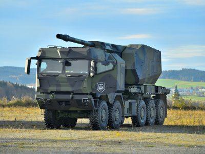 У Німеччині представлено нове покоління вантажівок RMMV HX3