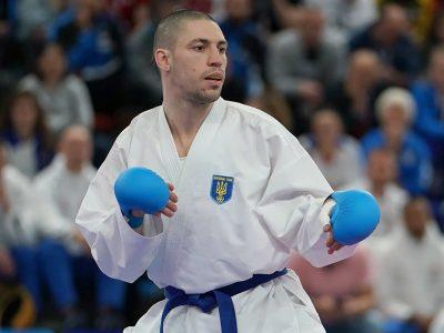 Солдат Станіслав Горуна — володар першої олімпійської ліцензії серед чоловіків в історії українського карате