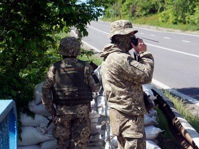 Воїни тероборони відбили напад на стратегічний міст і запобігли теракту в центрі Чугуєва