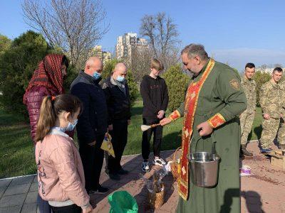 Про святкування Великодня у Харківському гарнізоні