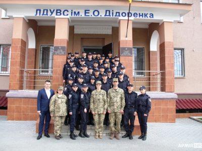 Виставка про Україну та Північноатлантичний альянс мандрує Луганщиною