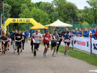 На Львівщині завершився чемпіонат ЗСУ серед військових вишів зі спортивного орієнтування