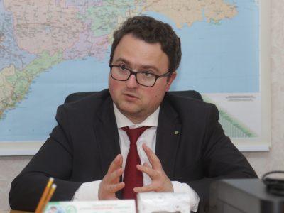 Ми працюємо для того, щоб Крим повернувся під контроль України — Антон Кориневич