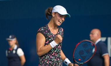Українська тенісистка Калініна «знищила» росіянку та виграла другий турнір поспіль