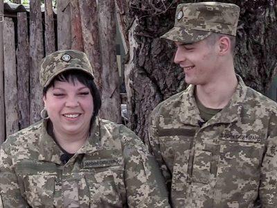 У День піхоти… на рушничок щастя!