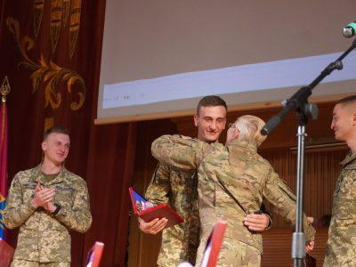 У Сумах нагородили нових «Народних героїв». Серед кавалерів ордену – військові Збройних Сил