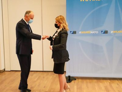 Ольга Стефанішина назвала спільний виклик для України й НАТО