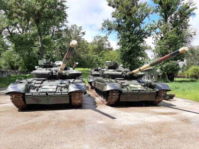 Харківський бронетанковий завод передав армії партію модернізованих Т-64