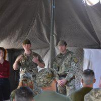 Британські інструктори допоможуть командирам взводів опанувати методику управління підрозділом