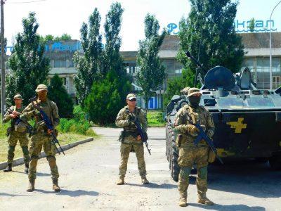 Військовослужбовці Командування об'єднаних сил ЗСУ тренувалися знешкоджувати терористів та звільняти заручників