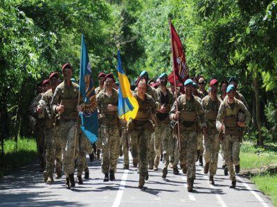 В Одесі відбувся забіг на честь загиблого на сході держави випускника академії лейтенанта Федіра Караконстантина