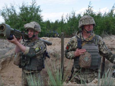 Як механізована бригада імені князя Костянтина Острозького проводить командно-штабні навчання за G-структурою
