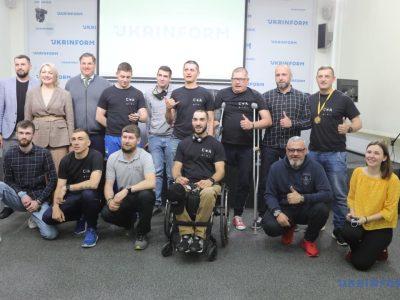 УКиєві презентували програму cпортивних амбасадорів