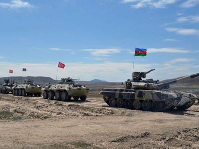 У Баку тривають спільні азербайджансько-турецькі навчання