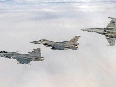 У Північній Європі розпочалися масштабні військові навчання Arctic Challenge