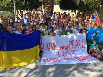 Хорватія знову приймає дітей військовослужбовців і біженців із Південного Сходу України