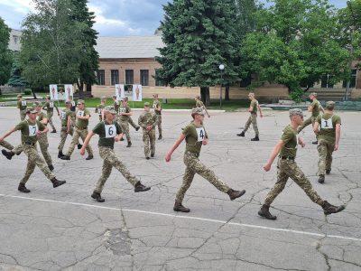 На параді військ до Дня Незалежності Повітряні Сили представлятимуть харківські курсанти