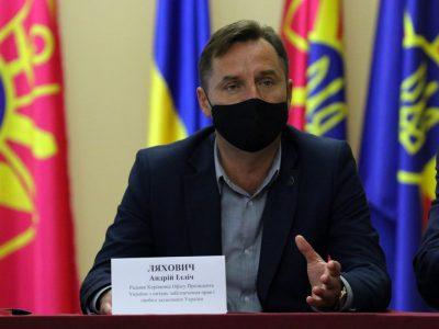 Законопроєкт про основи національного спротиву обговорили в Центральному будинку офіцерів столиці