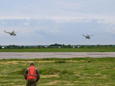 Льотний вишкіл курсантів-вертолітників зростає щодня