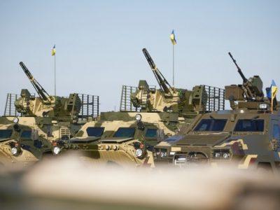 «Укроборонпром» очікує, що цього тижня РНБО схвалить стратегію розвитку ОПК