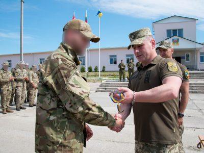 На Чернігівщині визначили найкращу снайперську пару