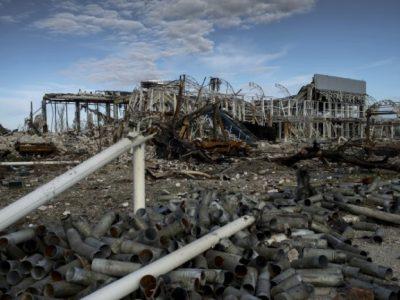 7 років тому розпочалась гаряча фаза оборони Луганського летовища
