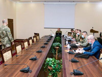 У Національному університеті оборони України розпочато оцінювання кандидатів для навчання на курсах вищого керівного складу стратегічного рівня (L-4)