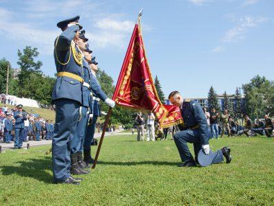 У Харкові відбувся випуск молодих офіцерів
