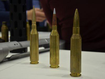 Снайперська гвинтівка, яка швидко змінює калібри під спецзавдання