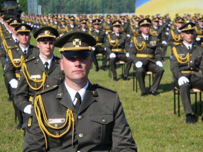 Національна академія сухопутних військ: плюс понад 570 лейтенантів до когорти захисників і патріотів своєї держави