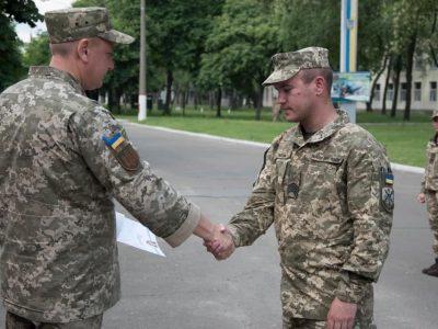 Ампутація стопи не завадила старшому сержанту Євгену Ісаєву здобути «бронзу» на змаганнях бойових медиків